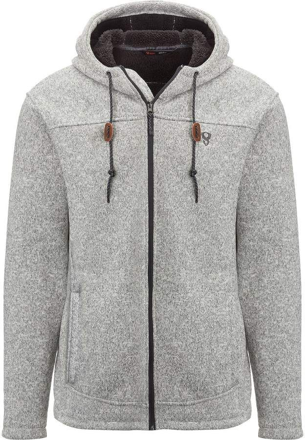 Stoic Sherpa Lined Sweater Fleece Jacket Men's | Mens