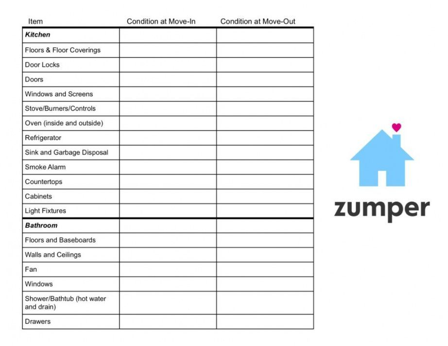 Explore Our Example Of Rental Inspection Checklist Template Inspection Checklist Checklist Template Checklist