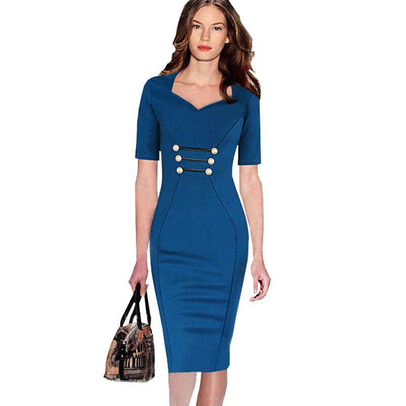 2015 Ladies Business Professional Formal Office Wear to Work ...