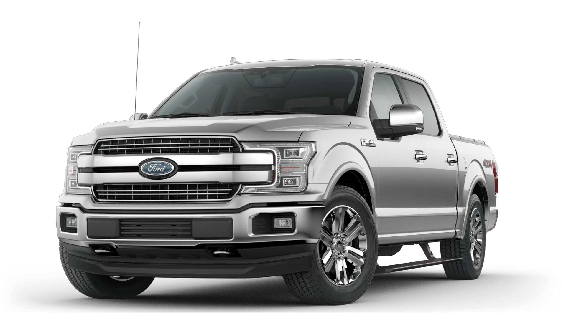Exterior View Of 2019 F 150 Ford F150 Ford Trucks Ford
