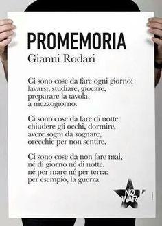 Gianni Rodari Frasi Cerca Con Google Italian 2 Filastrocche