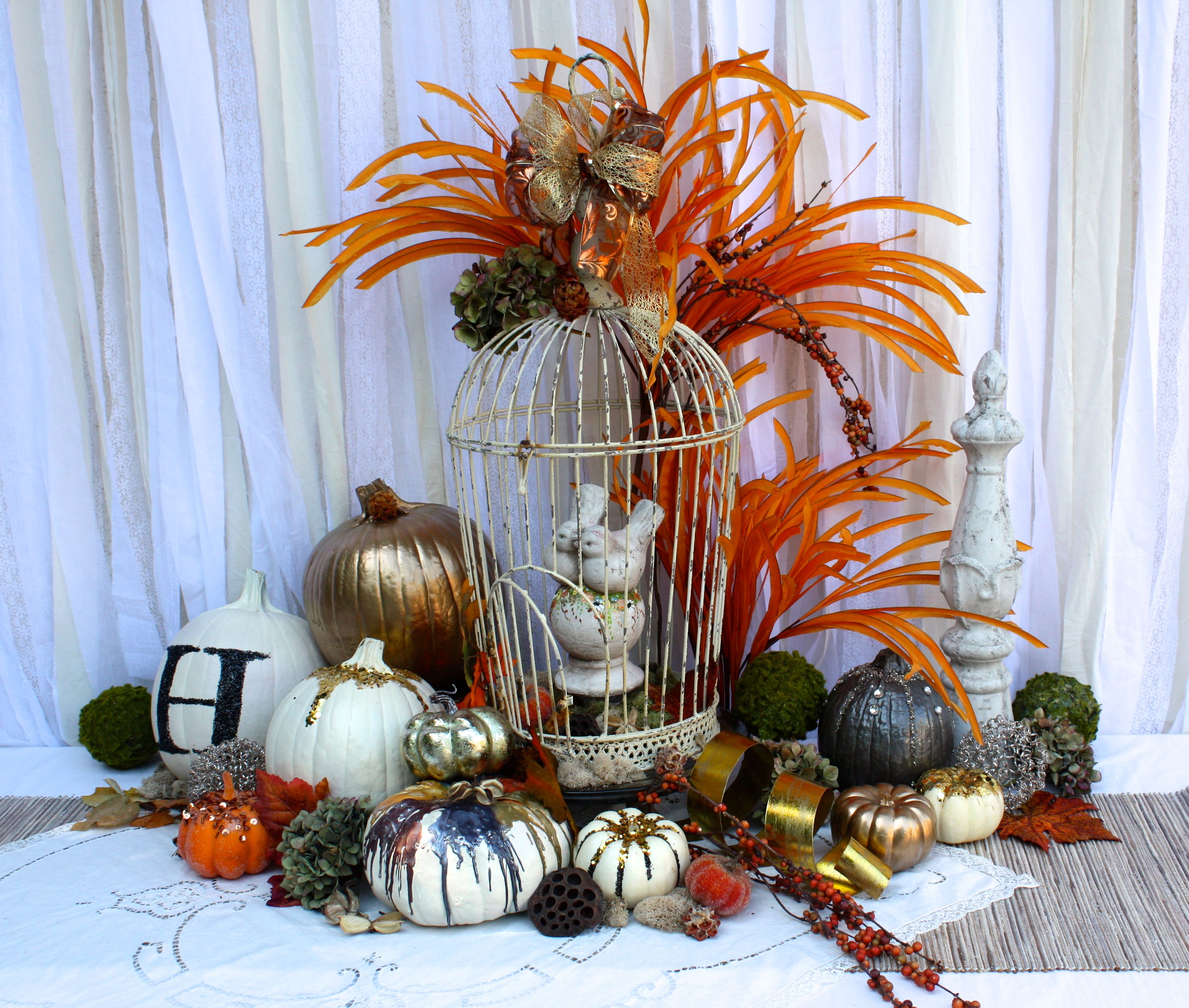 Image result for fall themed bridal shower Fall bridal