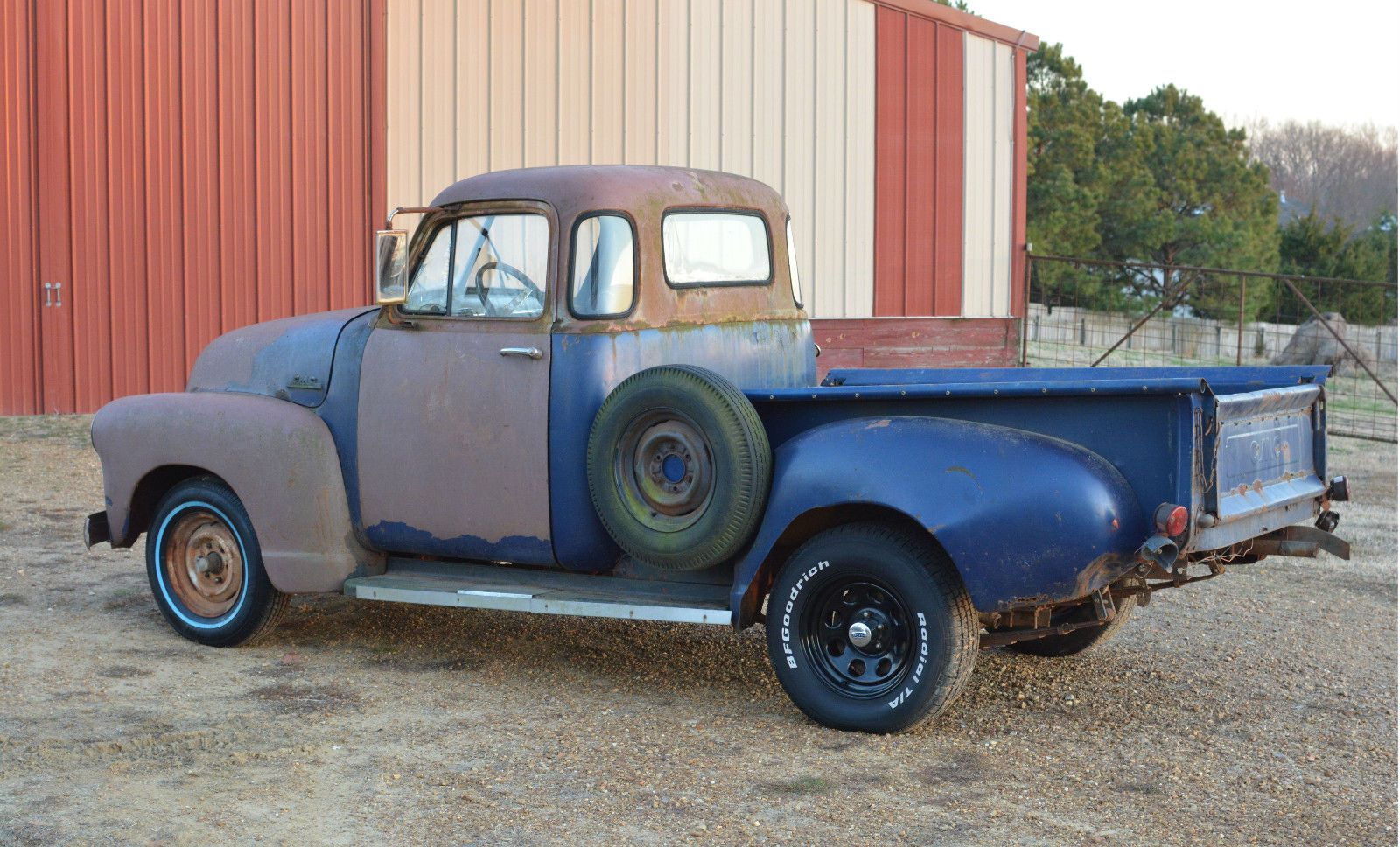 1953 Chevrolet Other Pickups 5 Window Cab Ratrod Shoptruck Chevrolet Rat Rod Chevy Trucks
