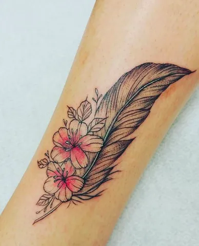 Photo of Find +100 Beautiful Feather Tattoo Ideas To Get Inspired