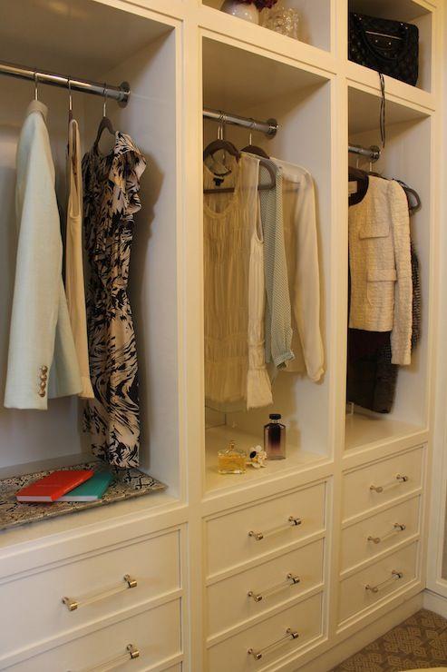 Bedroom Closets Design Material Girls Paola Salinas  Amazing Walkin Closet Design With