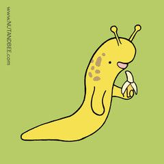 Image result for banana slug humor