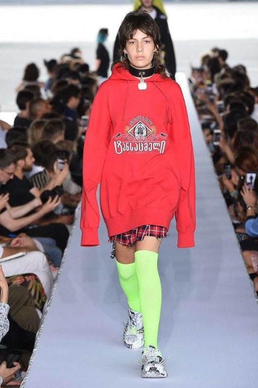 Vetements Spring Summer 2019 Ready-to-Wear Collection ...