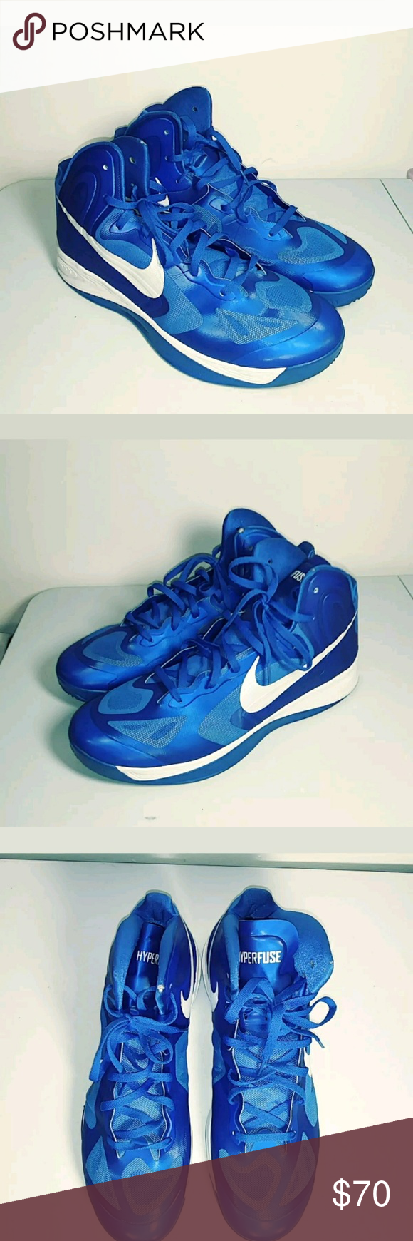 Nike Hyperfuse Men's size 17 Shoes Nike