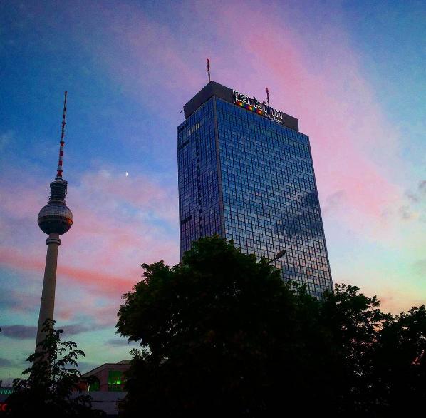 Beautiful Colours Captured By Ig Veggiesista Parkinn Addingcolourtolife Park Hotel Inn
