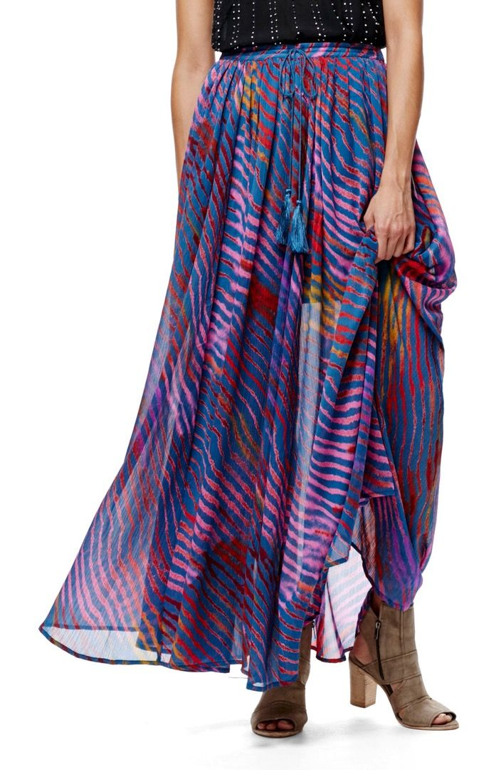 70a9a18bc4 Main Image - Free People True To You Maxi Skirt | My Style | Free ...