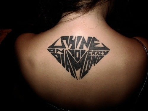 Pink Floyd - Shine On You Crazy Diamond Tattoo   Tattoos
