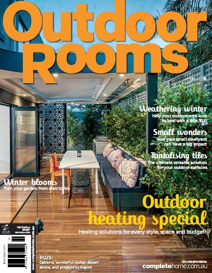 Outdoor Rooms Magazine Edition 19 English | 124 Pages | True PDF | 76MBIn  Each Edition