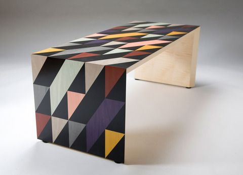 Shift Table :: TobyWinteringham - MAIYA - MY ADVENTURE IS YOUR ADVANTAGE :: ART / DESIGN / FASHION / DECOR