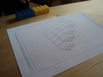 construction spatiale avec lego