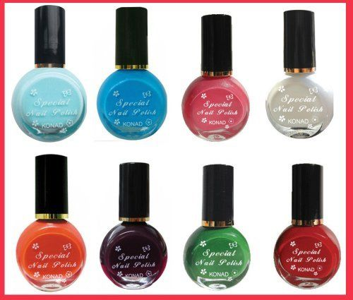Konad 8x Special Polish for Nail Art $67.99