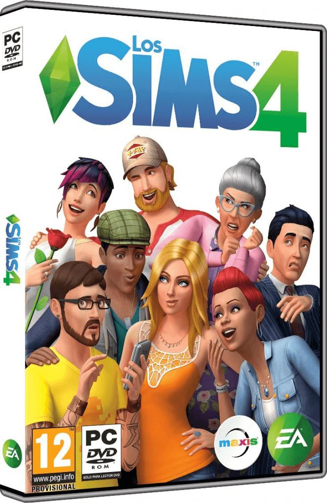 Los Sims 4 Espanol Multi Mega Pc Dlcs Descargar Juegos
