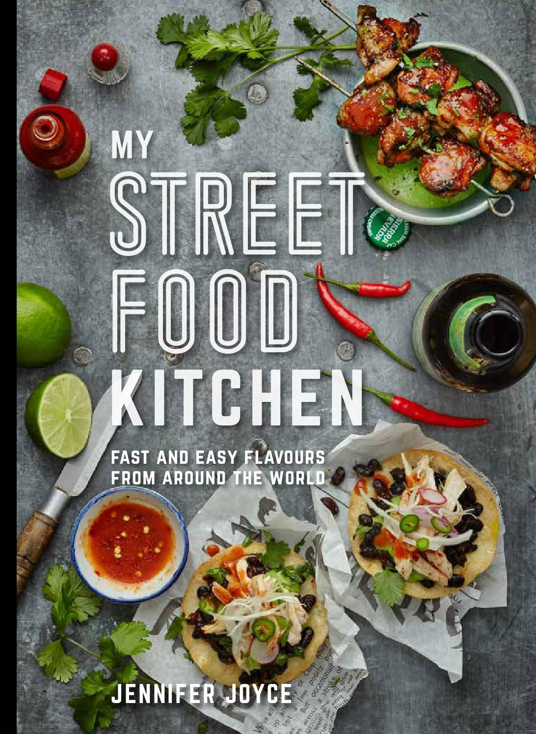 My Street Food Kitchen Street Food Food Food Magazine