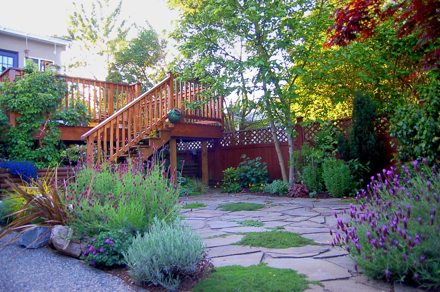 A Garden I Did In North Vancouver With Images Outdoor Decor