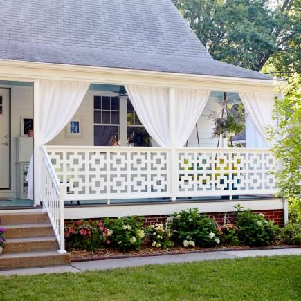 Easy Ways To Boost Curb Appeal Small House Exteriors