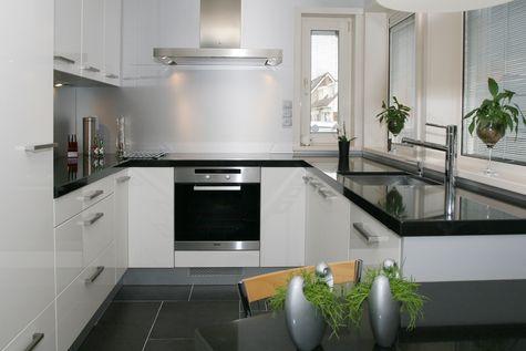 Design Hoogglans Keuken : Keuken in hoogglans wit design keuken