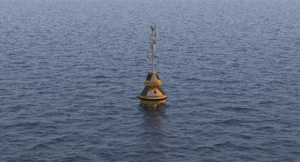 Meteorological Buoy 3d Model Turbosquid 1290300 3d Model