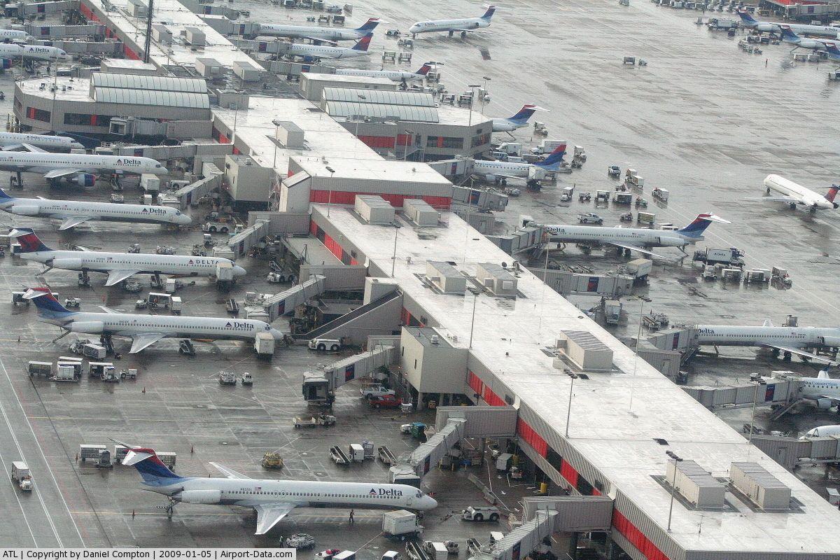 Hartsfield-Jackson Atlanta International Airport - Airport in ...