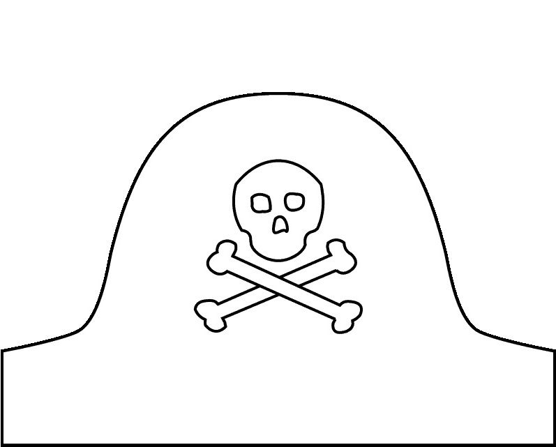 RECURSOS DE EDUCACION INFANTIL | piratas manualidades | Pinterest ...