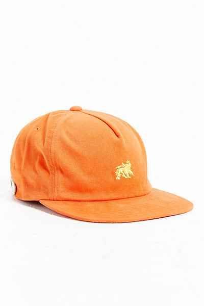 13e0620c910 Stussy Lion Strapback Hat
