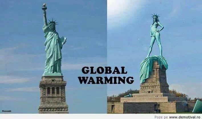 That's the future! Funny pictures, Global warming, Pictures