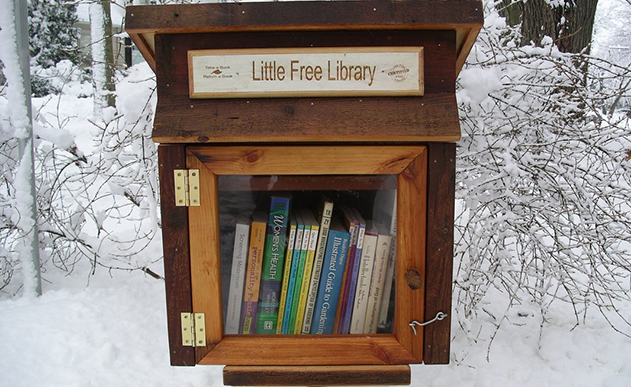 Little Free Libraries: A Love Letter : The Freeman : Foundation for Economic Education