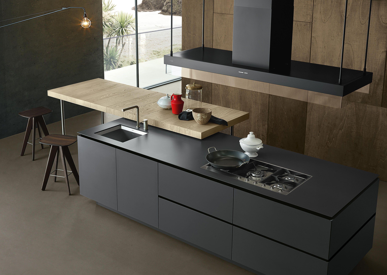 Artex by Varenna Poliform | Island kitchens | kuchnia mat ...