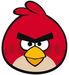 How To Draw Angry Birds Angry Bird Pictures Angry Birds Characters Red Angry Bird