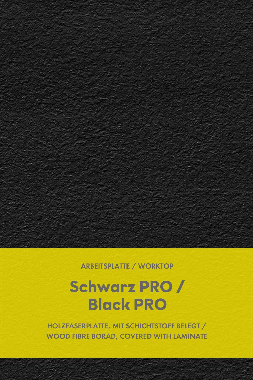 Kuchen Arbeitsplatte Schwarz Pro Kitchen Worktop Black Pro In 2020 Arbeitsplatte Nolte Kuche Kuche Schwarz