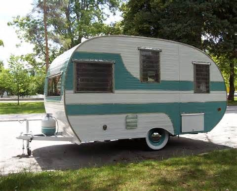 Rv Trailer For Sale >> Old Vintage Travel Trailers Yahoo Image Search Results