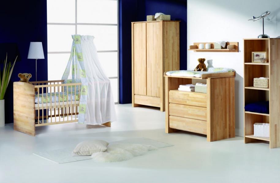 Kinderzimmer Nature II Massivholz von Schardt in Ihrem