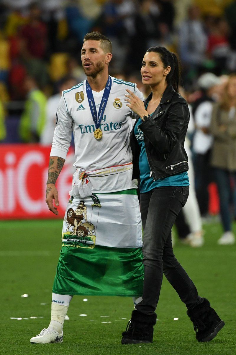 Sergio Ramos Realmadrid Real Madrid Captain Sergio Ramos Real Madrid