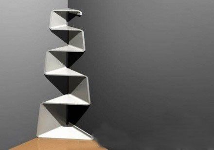 30 Unique Book Shelves and Shelving Units, Creative Home Decorating ...