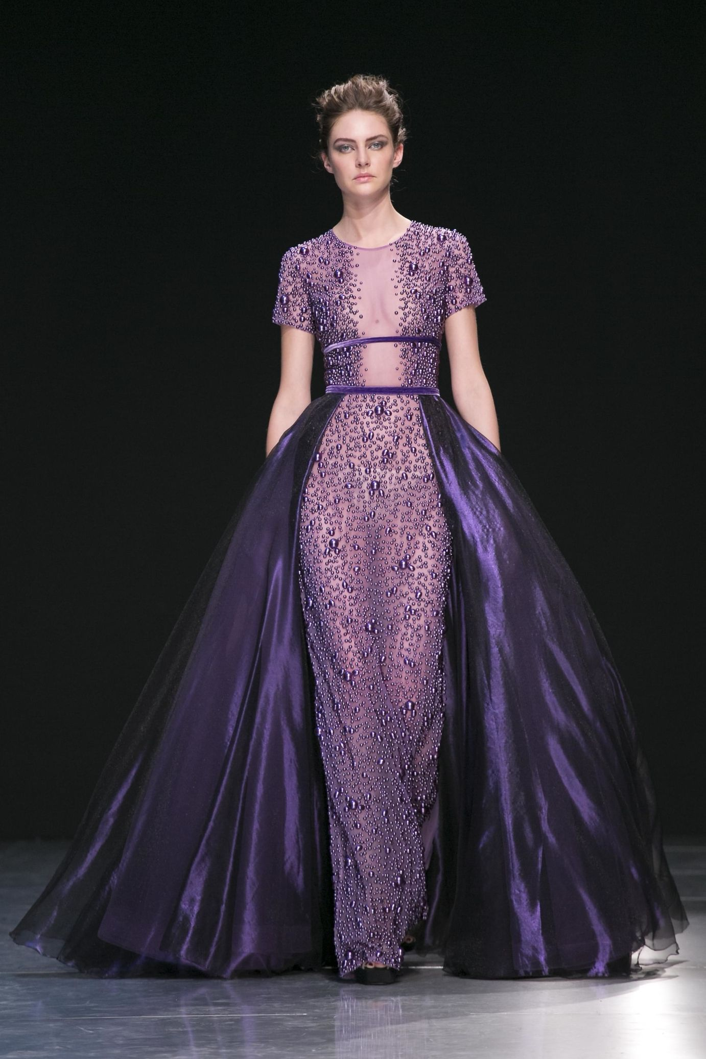 Georges Chakra: Couture Fall/Winter 2017-2018 | Alta costura ...