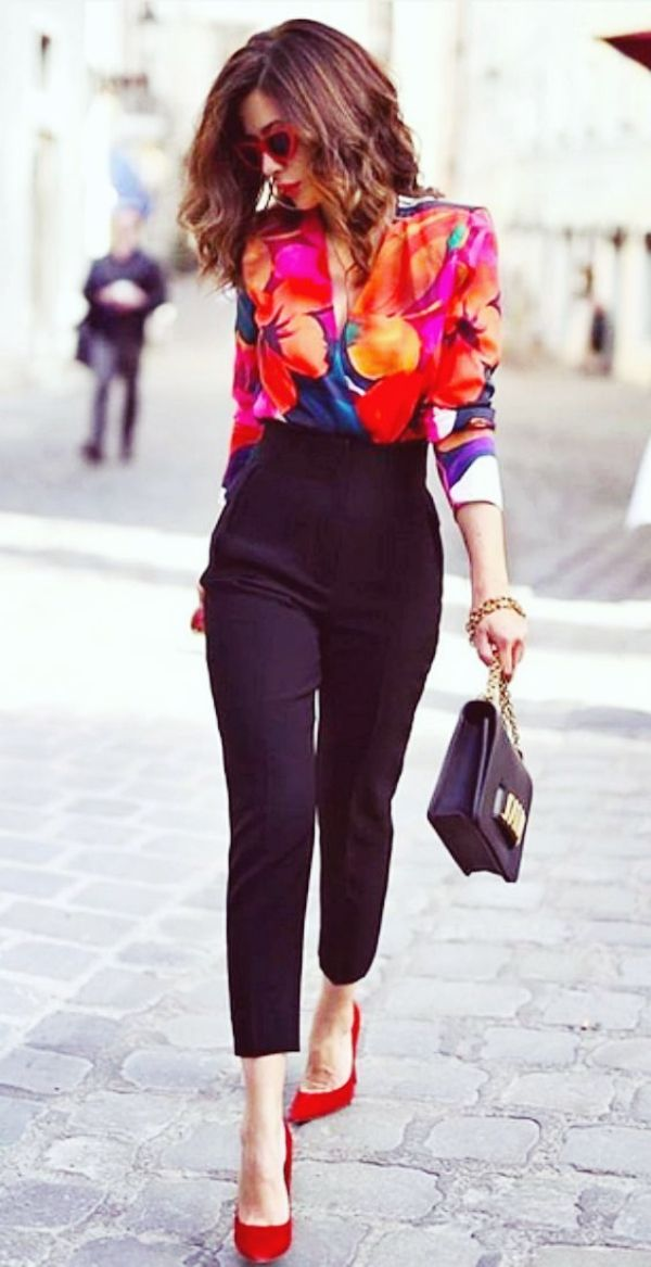70 Non-Boring Casual Spring Work Outfits ideas 2019 #workattire