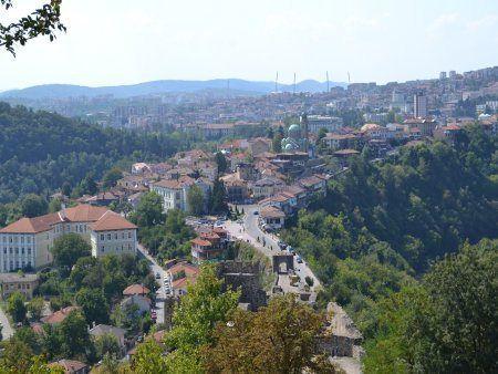 Weekend la Veliko Tarnovo