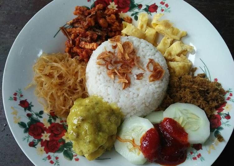 Resep Nasi Lemak Kepri Oleh Fenny Violeth Resep Makanan Nasi Lemak Masakan