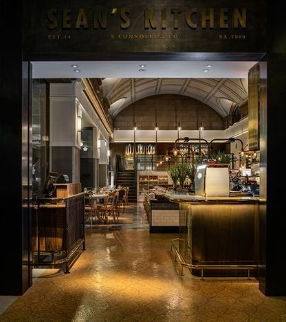 Acme, Sydney by Luchetti Krelle  See more of the restaurant here.