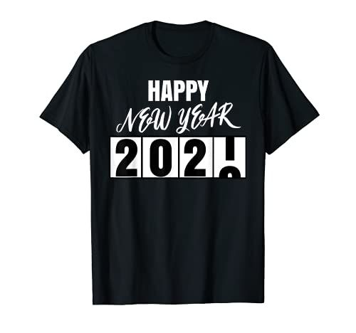 Happy New Year 2021 Odometer T-Shirt