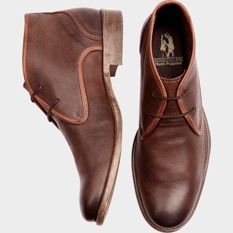 Hush Puppies Bruno Black Chukka Boots Men S Shoes Men S Wearhouse Brown Chukka Boots Chukka Boots Men Chukka Boots