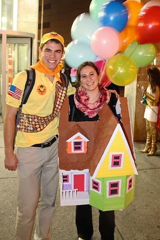 DIY Funny, Clever and Unique Couples Halloween Costume Ideas - couples halloween costumes ideas unique