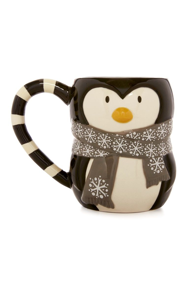 Primark - Pinguin-Tasse   penguin   Pinterest   Pinguine, Tassen ...