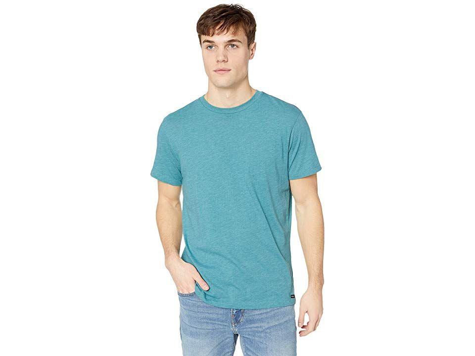 RVCA Mens Solo Label T-Shirt