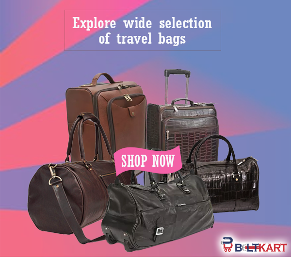 9d814515817 ... Leather Handbags for Women by BeltKart. Arrival or Departure