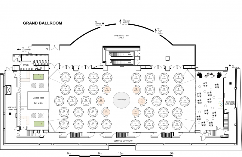 template event floor plan software diagramming and seating layout