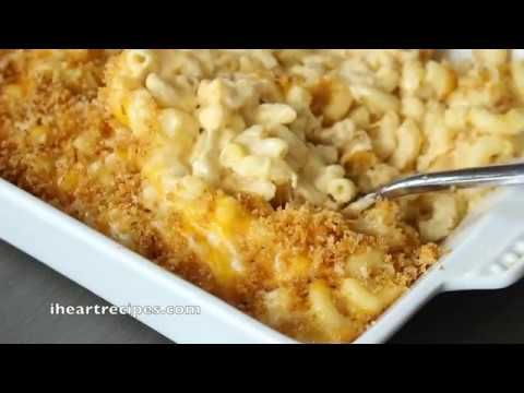 Southern Baked Macaroni and Cheese Casserole #pioneerwomannachocheesecasserole